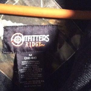 oufitters ridge Jackets & Coats - Hooded Hunting Jacket